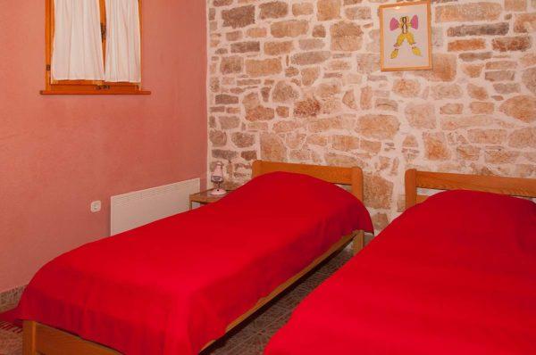 Apartman Romantico dječja soba